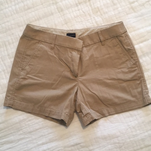 J. Crew Pants - Khaki Shorts